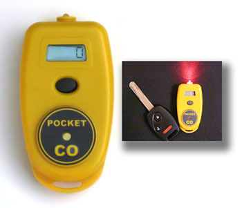 Pocket CO 300 Carbon Monoxide detector