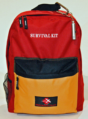 Wilderness Aviator Survival Kit